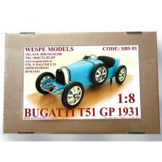 Bugatti T51 GP 1931