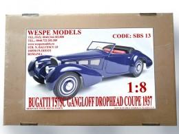Bugatti T57SC Gangloff 1937 Drophead Coupe