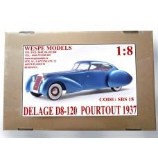 Delage D8-120 Pourtout 1937