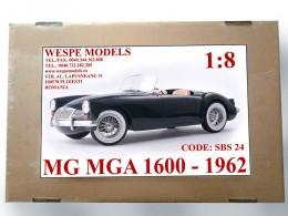 MG MGA 1600 - 1962