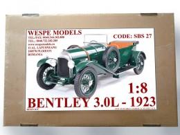 BENTLEY 3.0L-1923