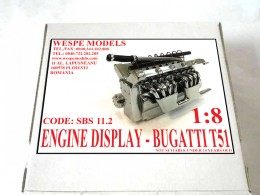 Bugatti T51 - Roadster - DISPLAY ENGINE