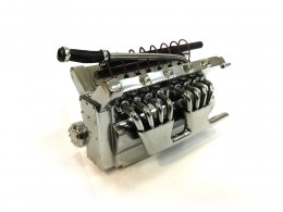 Bugatti T51 GP 1931 - DISPLAY ENGINE